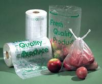 Wholesale Fruit seal bags, seal bags, c-fold bags, bags on roll, roll bags, produce roll, HDPE sacks from china suppliers