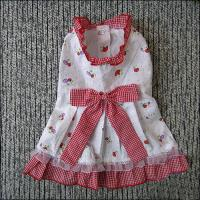 Wholesale Maltese Fashion Princess Personalized Dog Clothes with Bowknot from china suppliers