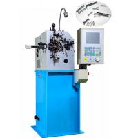 Wholesale Synchronously Manual Spring Machine , Wire Winding Machine Diameter 0.06 Mm - 0.5 Mm from china suppliers