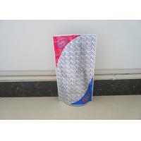Wholesale Moisture Proof Full Color Printing Aluminum Packaging Bags With Tear Notch from china suppliers