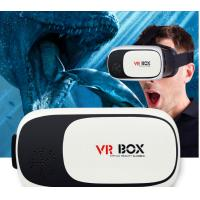 Wholesale 2016 Hot Selling Virtual Reality Glasses Case Plastic Google Cardboard 3D VR BOX 2.0 Adjustable 3D VR from china suppliers