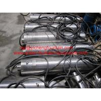 Stainless Steel Submerge / Submersible Fountain Pumps Shell For Protecting Inside Motor