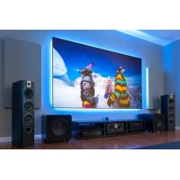 Buy cheap 16:9 Zero Edge Fixed Frame Projector Screen Anti-light Projection Screen ForHome Cinema from wholesalers