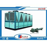 Wholesale Professional R407C Hanbell Air Cooled Screw Chiller Environmental Protection from china suppliers