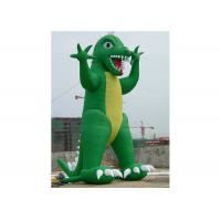 Wholesale Funny Popular Commercial PVC Inflatable Dinosaur With 3 - 10m Height from china suppliers
