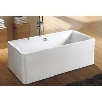 Wholesale cUPC freestanding acrylic bathtub deep soaking,bathtub manufacturers,bathtub prices from china suppliers
