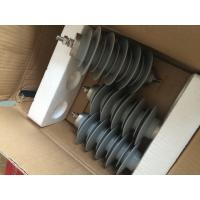 Wholesale Electrical High Voltage Surge Arresters / Gapless Surge Arrester from china suppliers