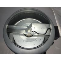 Wholesale Galvanized Steel EC Durable Circular Duct Fan , Inline Duct Exhaust Fan CE Certificated from china suppliers
