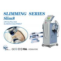 Wholesale Cryolipolysis Fat Freezing Machine For Body Shaping / Fat Reduction CE FDA Approval from china suppliers