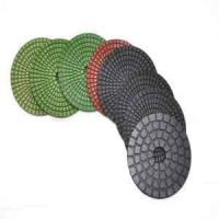 Wholesale Wet diamond polishing pads from china suppliers