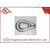 Buy cheap Stainless Steel Clamp Swivel Ring Hanger  For Threaded Rod , 3 / 6 Inch from wholesalers