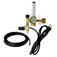 Wholesale High Flow Hydroponic Accessories Greenhouse Solenoid CO2 Regulator With Heater from china suppliers