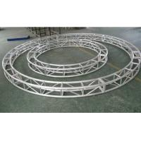 Wholesale Silver Small Outdoor Aluminum Stage Truss For Exhibition Events T6-6082 from china suppliers