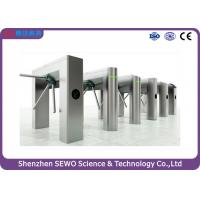 Wholesale Reliable Access Control Tripod Turnstiles  Intelligent Automatic Turnstile from china suppliers