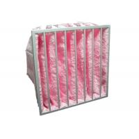 Wholesale Reusable Multi Pocket Air Conditioning Ventilation Air Filter Synthetic Fiber Glass Fiber from china suppliers