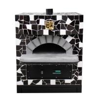 Wholesale High Temperature And Fire Resistant Pottery Rectangle Lava Rock Gas Heating Italian Pizza Oven from china suppliers