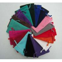 Wholesale velvet pouch from china suppliers