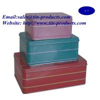 Wholesale Metal set , gift set  ,Gift box set, metal  case set, metal box  set, Christmas  Box, cake Box, from Goldentinbox.com from china suppliers