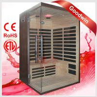 Buy cheap Sauna tonneau en bois GW-2H1 from wholesalers