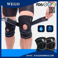 Wholesale Coolfit Breathable Quick Drying Knee Pads Hole Knee Protector Knee Support from china suppliers