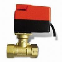 Wholesale Motorized Ball Valve with Manual Switch and CE/RoHS Marks from china suppliers