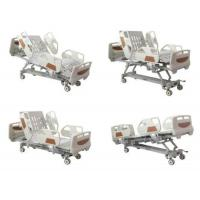 Wholesale 5 Function Full Electric Hospital Bed With Collapsible ABS Side Rails from china suppliers