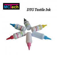Wholesale White Textile Ink DTG Pretreatment Liquid for Flatbed Printer Direct Digital Printing from china suppliers
