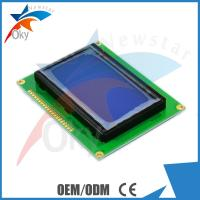 Wholesale manufacture ! 5v LCD12864 LCD Display Module For Arduino , Blue Screen With Backlight Controller from china suppliers