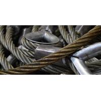 Buy cheap Electro Galvanized Steel Wire Rope from wholesalers