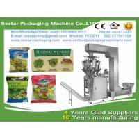 Quality green leafy vegetable salad weighting and filling machine ,all kind of vegetables, like iceberg lettuce, romain, spring for sale