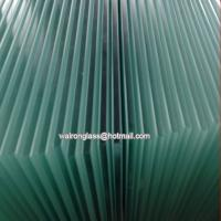 Wholesale Flat tempered glass for bathroom from china suppliers