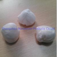 Wholesale 6cm Nonwoven Rubber Ring Gauze Ball from china suppliers