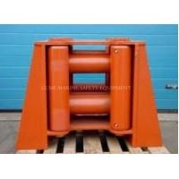 Wholesale marine steel fairlead with horizontal roller mooring equipment from china suppliers
