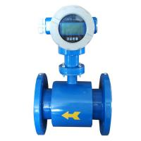 Wholesale 220V Liquid / Solid Magnetic Type Flow Meter Abrasion Resistance from china suppliers