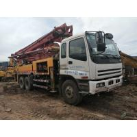 Buy cheap Good condition used Putzmeister 36m high quality pump truck cheap sale from wholesalers