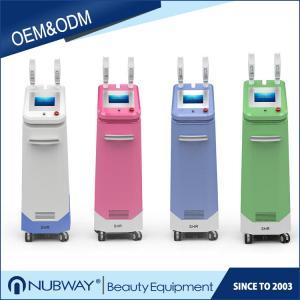 Wholesale FDA CE aprobó salón de belleza SHR IPL E luz en el movimiento de depilación piel rejuvenecimiento de la máquina from china suppliers