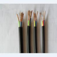Wholesale Flexible Copper Conductor PVC Insulation PVC Sheath Electric Wire H05V2V2-F from china suppliers