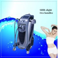 Wholesale Painless Permanent Hair Removal E - Light IPL RF Machine , Radio Frequency Equipment from china suppliers
