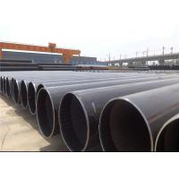 Wholesale Straight Submerged Arc Welded Carbon Steel Pipe For Construction / Structure from china suppliers