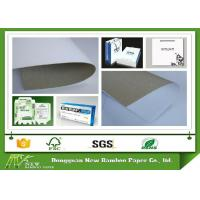 Wholesale One Side Coated Duplex Board with Grey Back for Shopping Bags / Medicine boxes from china suppliers