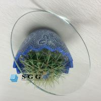 Wholesale High Quality 5.5mm extra clear float glass from china suppliers