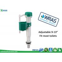 Wholesale WRAS Universal Toilet Fill Valve Repair , Cistern Bottom Entry Float Valve Replacement from china suppliers