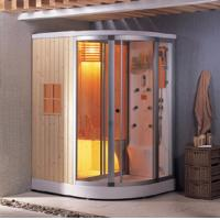 Wholesale shower enclosure,steam room,fiberglass shower room from china suppliers