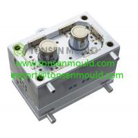 industy two cavity plastic bucket mould tooling