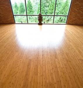 Buy cheap Carbonized Horizontal Matt Bamboo Flooring from wholesalers