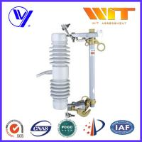 Buy cheap 15KV - 27KV Explusion Loadbreak Fuse Protector Porcelain Housing PD3 from wholesalers