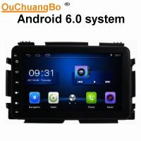 Wholesale Ouchuangbo car radio android 6.0 system for Honda verzzel with 3g wifi bluetooth SWC AUX 4*45 Watts from china suppliers