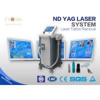 Wholesale 1064nm Q Switched ND YAG Laser  Tattoo Removal  Machine High Energy Shrinking Pores 20kgs from china suppliers