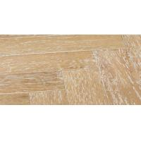 Buy cheap wire brushed oak engineered hardwood flooring from wholesalers