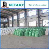 Wholesale self-leveling compounds compatible with stone installation mortars from china suppliers